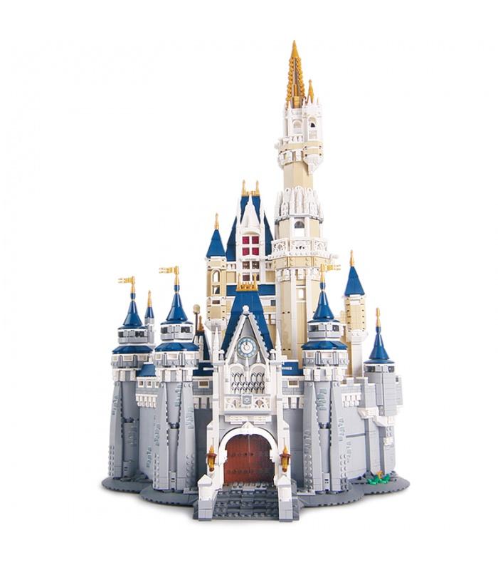 Изготовленный На Заказ Дисней Замок Совместим Здание Кирпичи Набор 4160 Штук