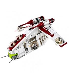 Custom Star Wars-Republic Gunship-Kompatible Bausteine Spielzeug-Set 1175 Stück