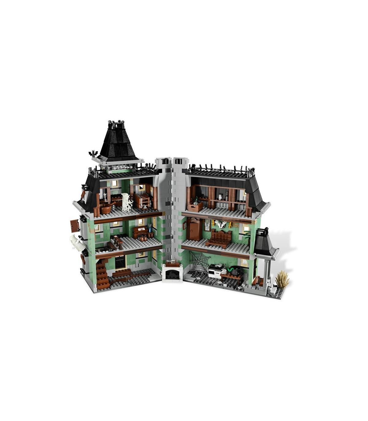 Personalizado De La Casa Encantada Compatible Edificio De