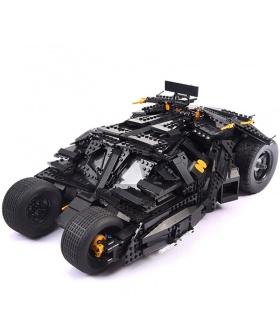Personnalisé Batman Le Tumblert Super Héros Compatible Briques De Construction Jouet Jeu De 1969 Morceaux