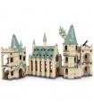 Custom The Hogwarts Castle Compatible Building Bricks Toy Set 1340 Pieces