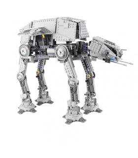 Custom Motorised Walking AT-AT Star Wars Compatible Building Bricks Set 1137 Pieces