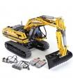 Custom Technology Motorized Excavator Building Bricks Toy Set 1123 Pieces