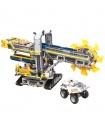 Custom Technic Bucket Wheel Excavator Building Bricks Toy Set 3929 Pieces