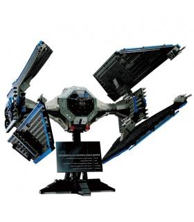 Personalizado de Star Wars TIE Interceptor Edificio de Ladrillos Conjunto de Juguete