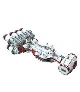 Custom Rebel Blockade Runner Star Wars Compatible Building Bricks Set 1748 Pieces