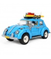 Custom Volkswagen Beetle Vehicles Compatible Building Bricks Toy Set 1193 Pieces