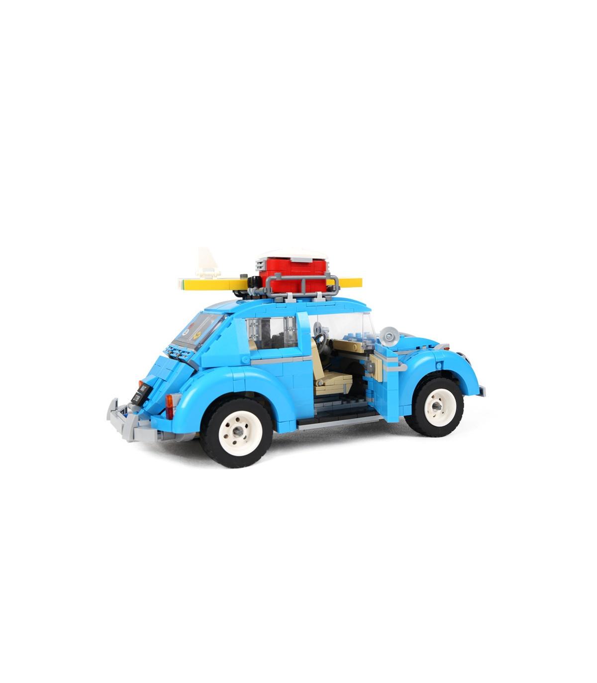 Personnalisé VW Beetle ensemble de serviettes