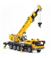 Custom Technic Mobile Crane MK II Compatible Building Bricks Toy Set 2606 Pieces