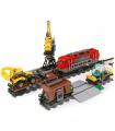 Изготовленный На Заказ Большегрузный Поезд Совместимый Здание Кирпич Комплект 1033 Шт.