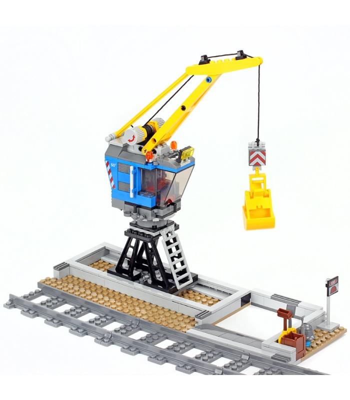 カスタム重距離列車に対応建材用煉瓦セット1033個