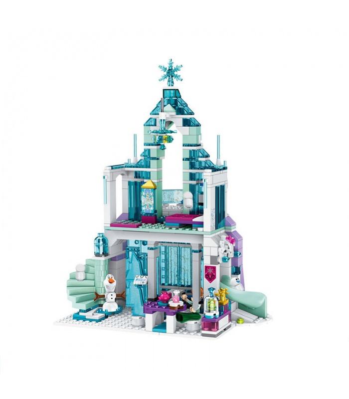 Custom Aisha's Magical Castle Building Bricks Set 731 Pieces