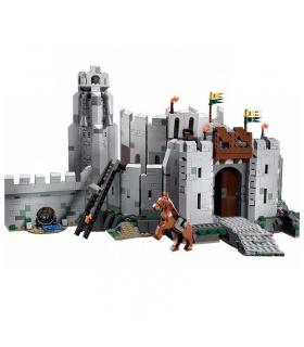 カスタムの戦い舵取りの深いレンガビル玩具セット1368