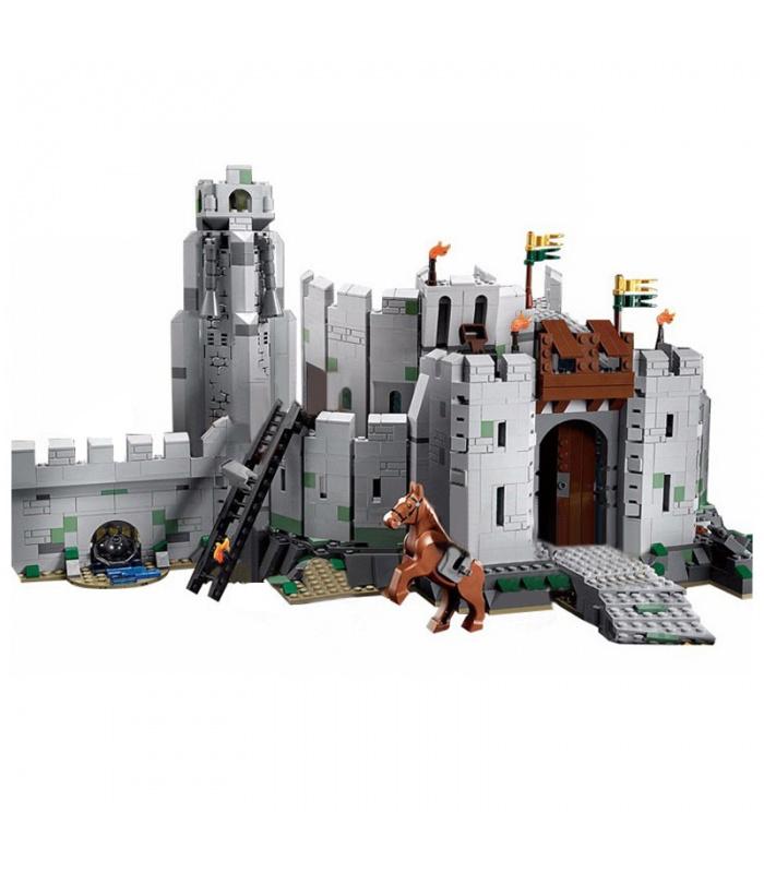 Personalizado de La Batalla de Helm Profunda en el Edificio de Ladrillos de Juguete Set 1368