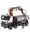 Custom Technic Mercedes Benz Arocs Building Bricks Toy Set 2793 Pieces
