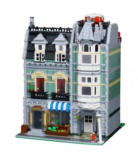 Custom Creator Expert Green Grocer Compatible Building Bricks Set 2462 Pieces