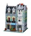 Personalizado Creador De Expertos Verde Tendero Compatible Edificio De Ladrillos De Juguete Set 2462 Piezas