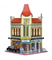 Custom Palace Cinema Compatible Building Bricks Toy Set 2404 Pieces