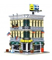 Custom Creator Expert Grand Emporium Compatible Building Bricks Toy Set 2232 Pieces