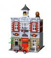 Пользовательские Пожарной Команды Создателя Эксперт Совместимый Здание Кирпич Комплект 2313 Штук