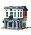 Custom Creator Expert Brick Bank Compatible Building Bricks Toy Set 2413 Pieces