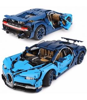 Benutzerdefinierte Technik Traum Auto Bausteine Spielzeug Set
