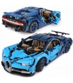 Custom Technic Bugatti Chiron Compatible Building Bricks Toy Set