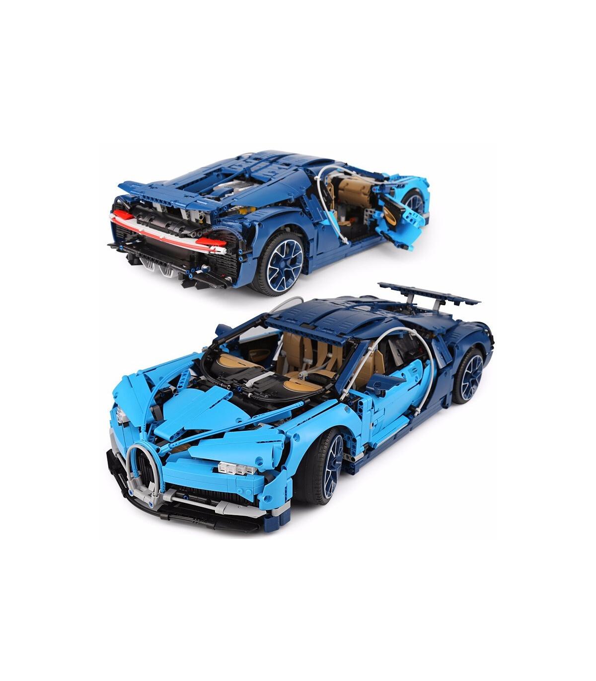 Custom Technology Dream Car Building Bricks Toy Set