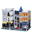 Custom Creator Expert Assembly Square Building Bricks Toy Set 4002 Pieces