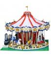 Custom Creator Expert Fairground Grand Carousel Building Bricks Toy Set 3263 Pieces
