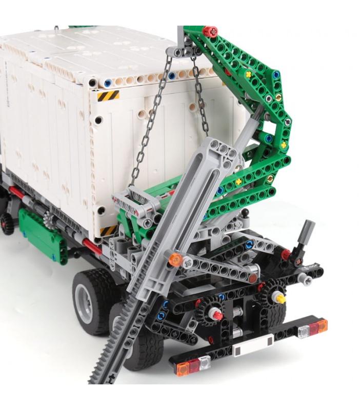 Custom-Technik Mack-Hymne Kompatible Bausteine Spielzeug-Set 2907 Stück