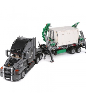 Custom Technic Mack Anthem Compatible Building Bricks Toy Set 2907 Pieces