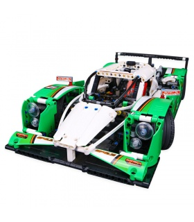 Custom 24 Hours Race Car Building Bricks Toy Set 1249 Pieces