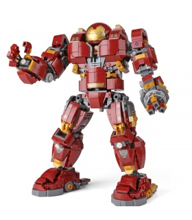 LEPIN07101のHulkbuster:Ultron版のビル玩具のブロック対応