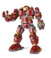 カスタムのHulkbuster:Ultron版のブ玩具セット1527個