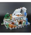 Обычай Minecraft Горной Пещере Совместимый Здание Кирпич Игрушка Набор 2932 Шт.