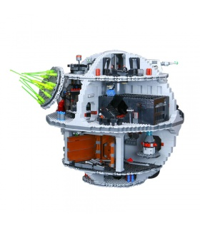 Custom Star Wars The Darth Star III Building Bricks Toy Set 4016 Pieces
