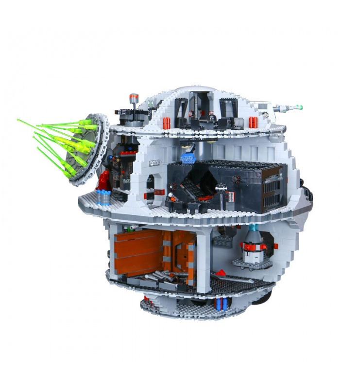 Personalizado de Star Wars El Darth Star III Edificio de Ladrillos de Juguete Set 4016 Piezas