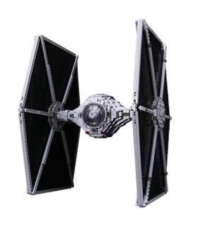 Custom Star Wars Tie Fighter Bausteine Spielzeug-Set 1685 Stücke