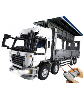 Custom 23008 MOC Technic Wing Body Truck Building Bricks Toy Set