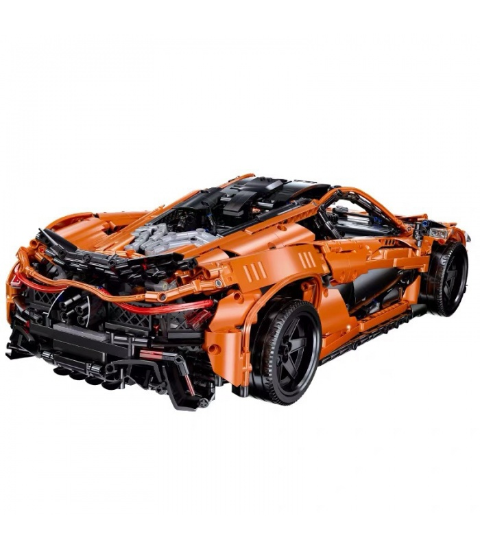 Пользовательские Р1 МОЦ супер автомобиль строительного кирпича игрушка набор 3307 шт.