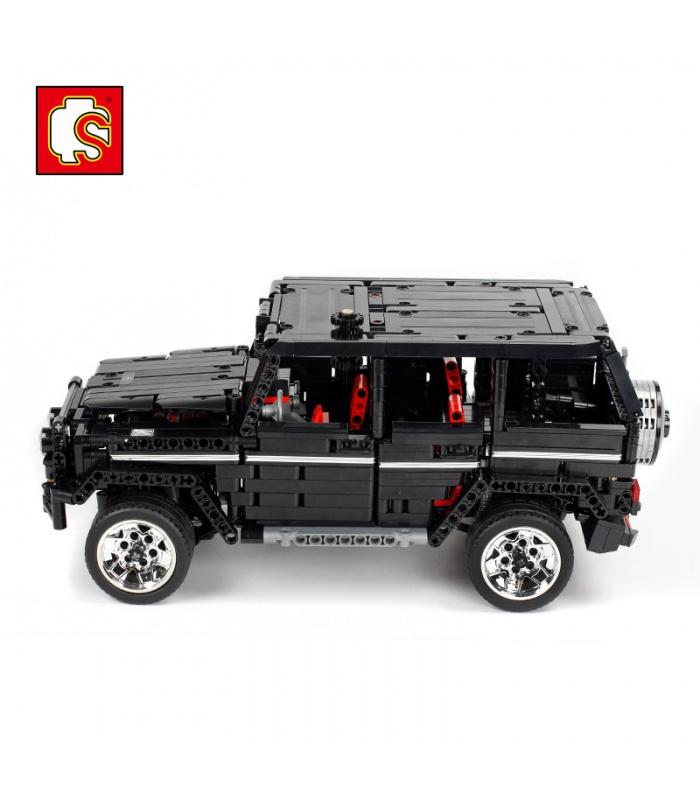 SEMBO 701960 Technic G500 Mercedesal Benz Off-Road SUV Building Blocks Toy Set