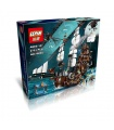 LEPIN 16002 MetalBeard's Sea Cow Building Bricks Set