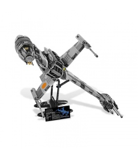 Custom Star Wars B-Wing Starfighter Bausteine Spielzeug-Set