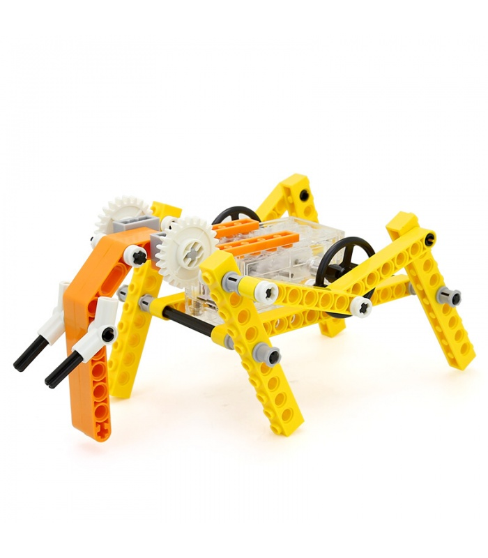WANGE Robotic Animal Mechanical Elephant 1202 Building Blocks Toy Set
