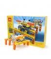 WANGE роботизированных животных механические крабовые 1206 строительные блоки игрушка комплект