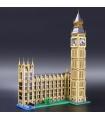 Des Bâtiments Big Ben Briques De Construction Jouet Jeu