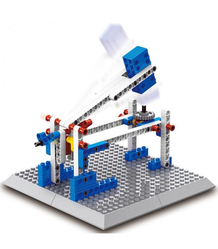 WANGE Силовые машины паровой двигатель 1404 строительные блоки игрушка комплект