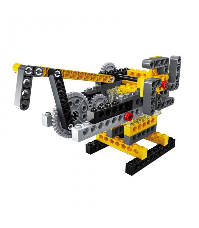 WANGE Macht-Maschinerie-Strahl-Pumpen-Einheit 1406 Building Blocks Spielzeug-Set
