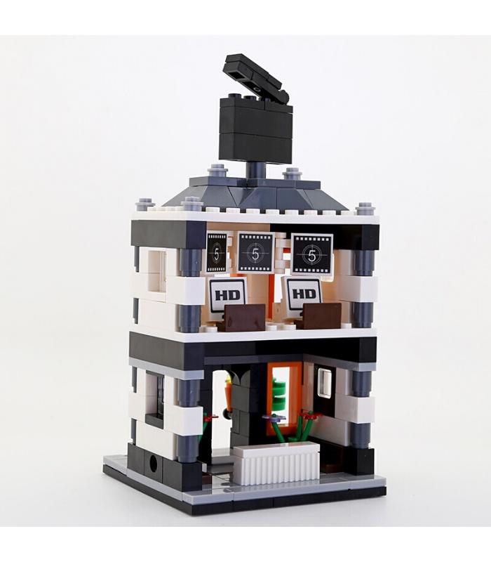 WANGE-стрит смотреть кино 2314 строительные блоки игрушка комплект